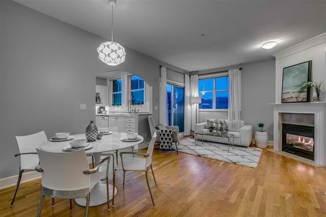 403 2588 ALDER STREET - Fairview VW Apartment/Condo for sale, 2 Bedrooms (R2218139)