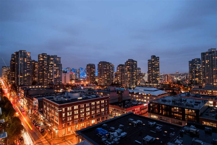 1204 1133 HOMER STREET - Yaletown Apartment/Condo for sale, 2 Bedrooms (R2222787)