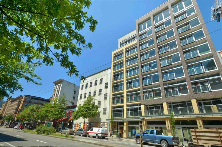 407 33 W PENDER STREET - Downtown VW Apartment/Condo for sale, 1 Bedroom (R2229035)