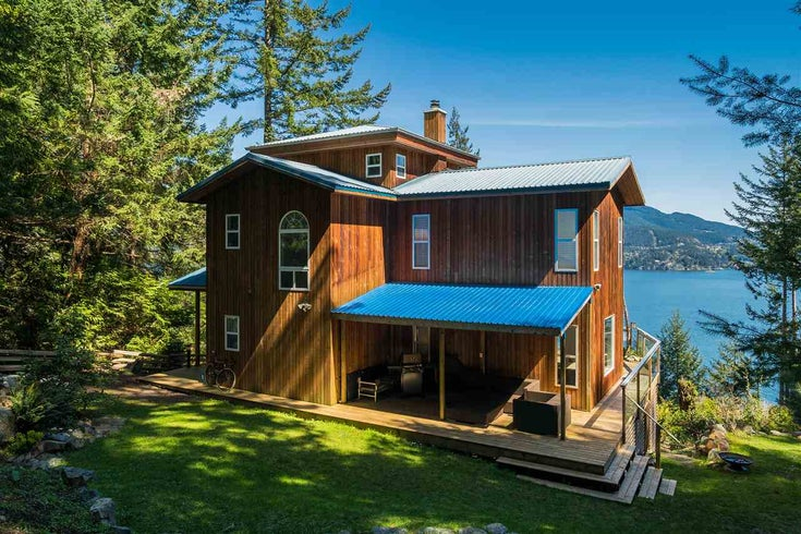 751 CHANNELVIEW DRIVE - Bowen Island House/Single Family for sale, 3 Bedrooms (R2262843)