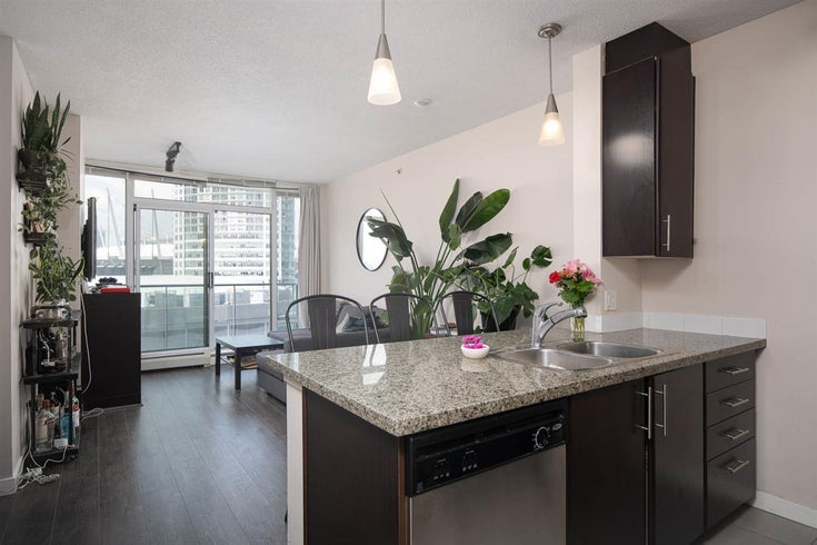 1703 688 ABBOTT STREET - Downtown VW Apartment/Condo for sale, 1 Bedroom (R2376214)