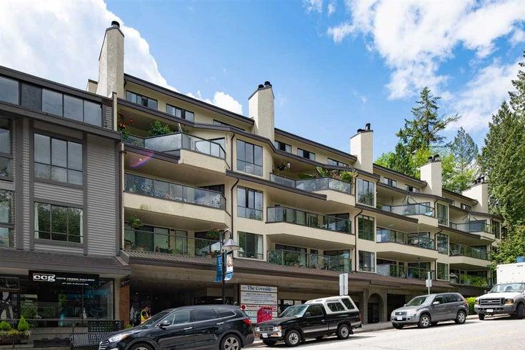 310 4323 GALLANT AVENUE - Deep Cove Apartment/Condo for sale, 2 Bedrooms (R2377481)