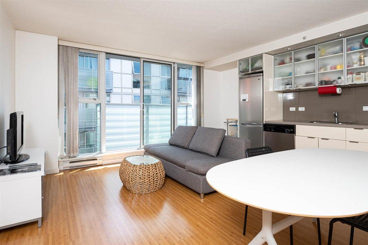 802 168 POWELL STREET - Downtown VW Apartment/Condo for sale, 1 Bedroom (R2393139)