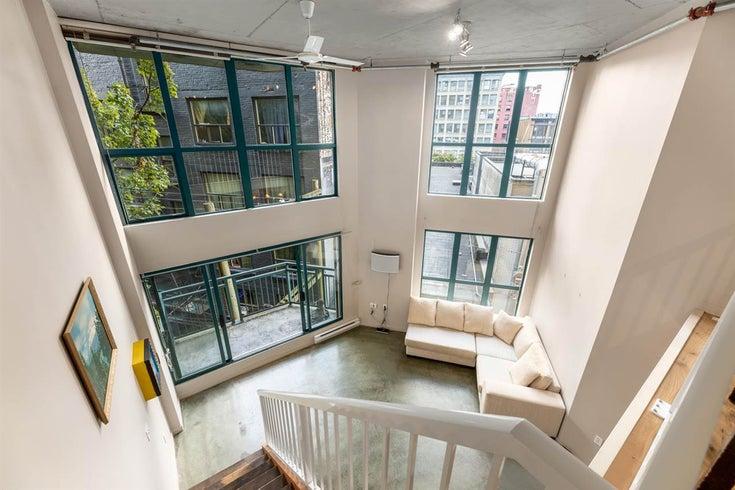 419 22 E CORDOVA STREET - Downtown VE Apartment/Condo for sale, 1 Bedroom (R2407364)