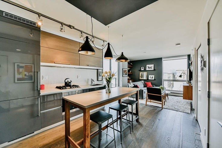 1006 189 KEEFER STREET - Downtown VE Apartment/Condo for sale, 1 Bedroom (R2434550)