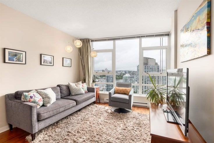 3301 928 BEATTY STREET - Yaletown Apartment/Condo for sale, 2 Bedrooms (R2464993)