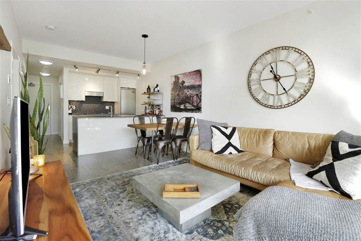 323 2788 PRINCE EDWARD STREET - Mount Pleasant VE Apartment/Condo for sale, 1 Bedroom (R2507571)