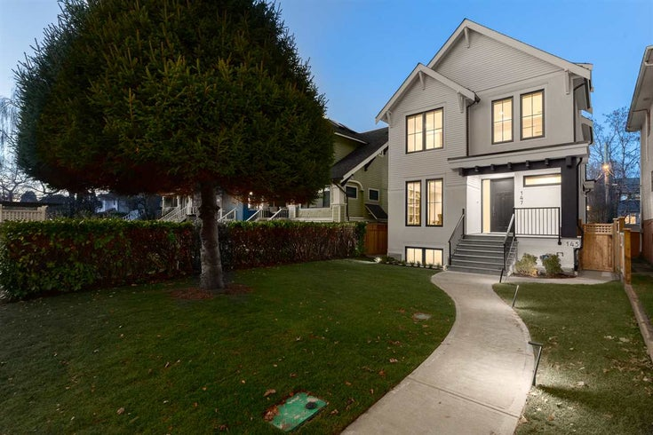147 W 19TH AVENUE - Cambie House/Single Family for sale, 4 Bedrooms (R2522982)