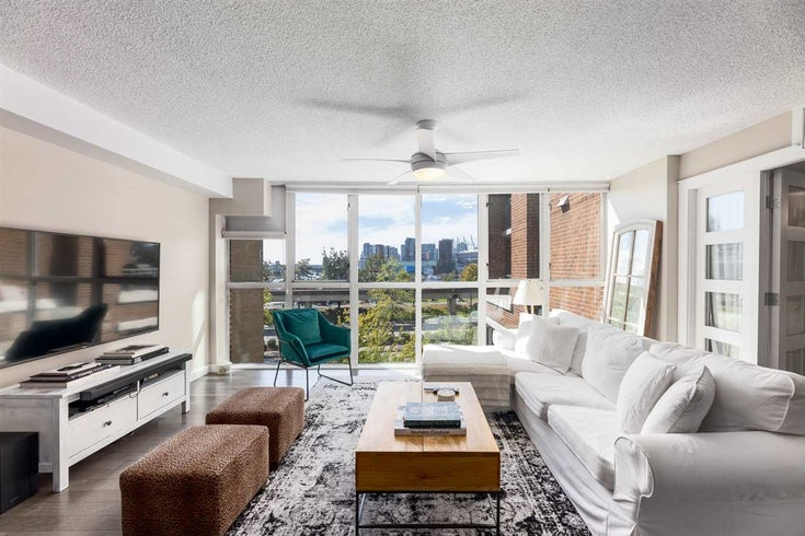 305 1128 QUEBEC STREET - Downtown VW Apartment/Condo for sale, 3 Bedrooms (R2531003)
