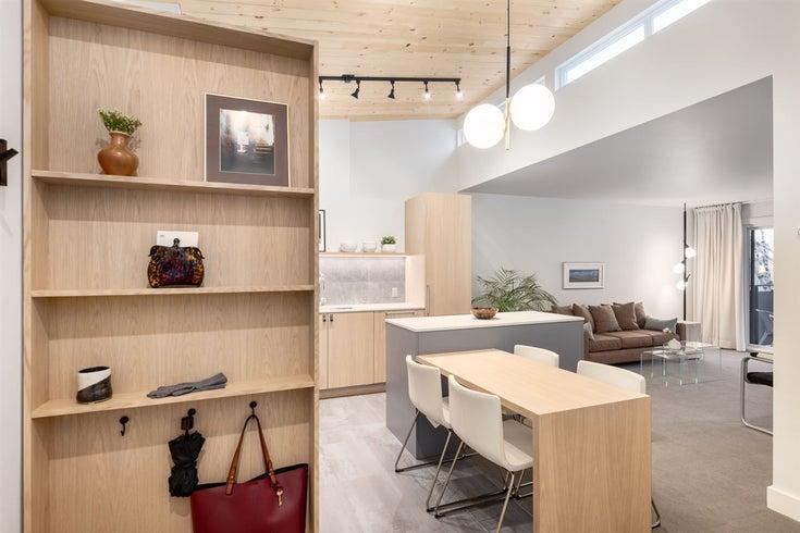 301 2416 W 3RD AVENUE - Kitsilano Apartment/Condo for sale, 1 Bedroom (R2533127)