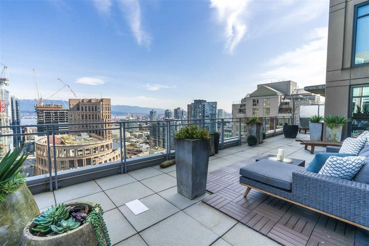 2802 888 HOMER STREET - Downtown VW Apartment/Condo for sale, 2 Bedrooms (R2560630)