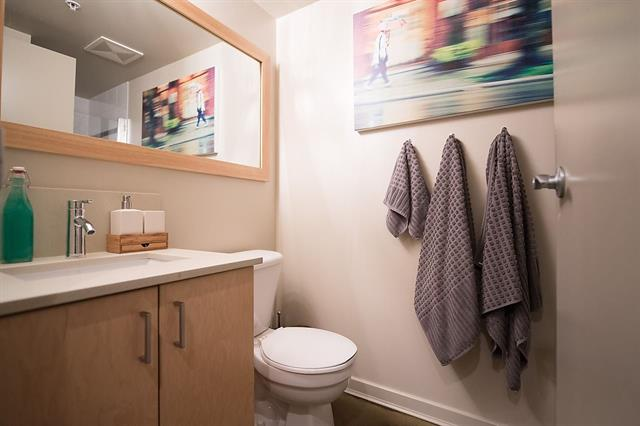 901 Station Street - Mount Pleasant VE Townhouse for sale, 1 Bedroom (R2029124)