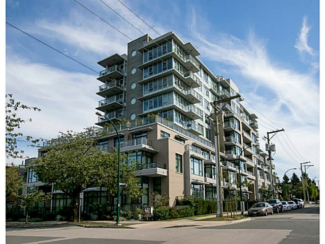323 2788 Prince Edward Street - Mount Pleasant VE Apartment/Condo for sale, 1 Bedroom (V1140822)