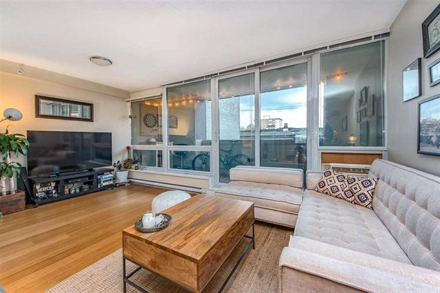 406 718 MAIN STREET - Strathcona Apartment/Condo for sale, 1 Bedroom (R2427508)