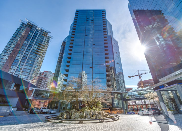 1408 1050 Burrard Street - Downtown VW Apartment/Condo for sale, 2 Bedrooms (R2047681)