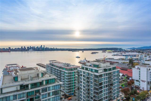 1903 - 188 East Esplanade Street - Lower Lonsdale Apartment/Condo for sale, 2 Bedrooms (R2313043)