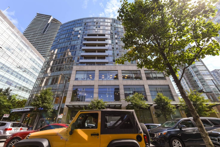 506 822 Seymour Street - Downtown VW Apartment/Condo for sale, 2 Bedrooms (R2199151)