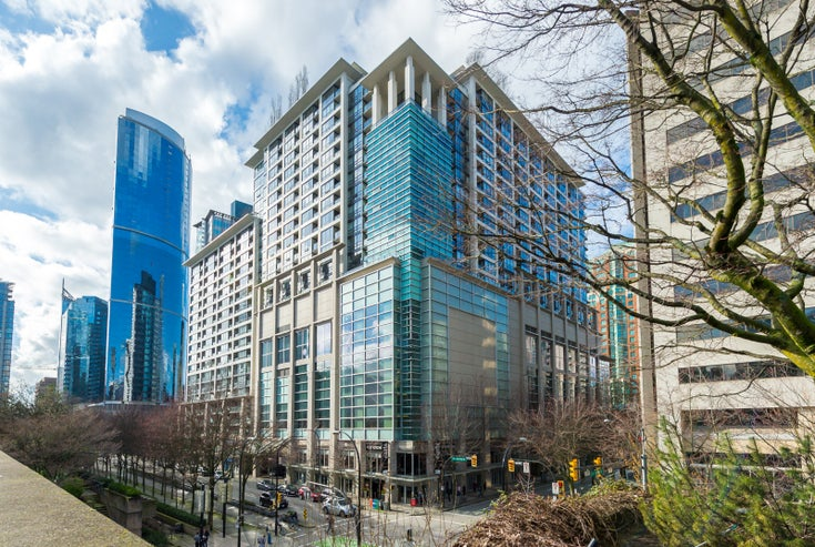 1307 938 Smithe Street - Downtown VW Apartment/Condo for sale, 2 Bedrooms (R2037038)