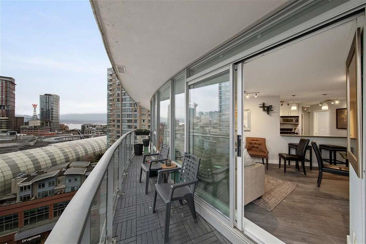 1703 58 KEEFER PLACE - Downtown VW Apartment/Condo for sale, 2 Bedrooms (2480311)