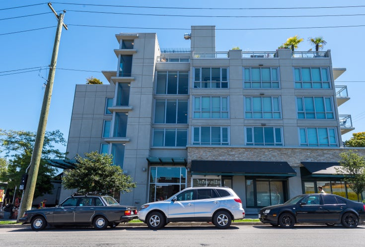 525 2008 Pine Street - Fairview VW Apartment/Condo for sale, 1 Bedroom (R2096364)