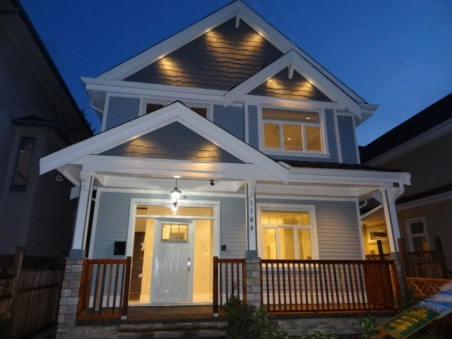 1180 E 12th Avenue - Mount Pleasant VE House/Single Family for sale, 3 Bedrooms (R2013555)
