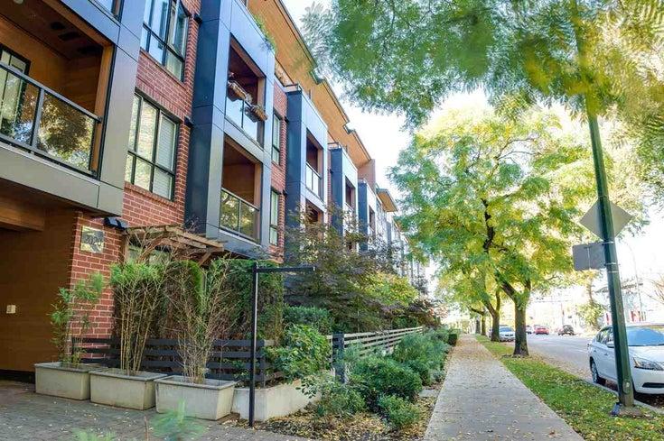 305 2020 W 12th Avenue - Kitsilano Apartment/Condo for sale, 1 Bedroom (R2008794)