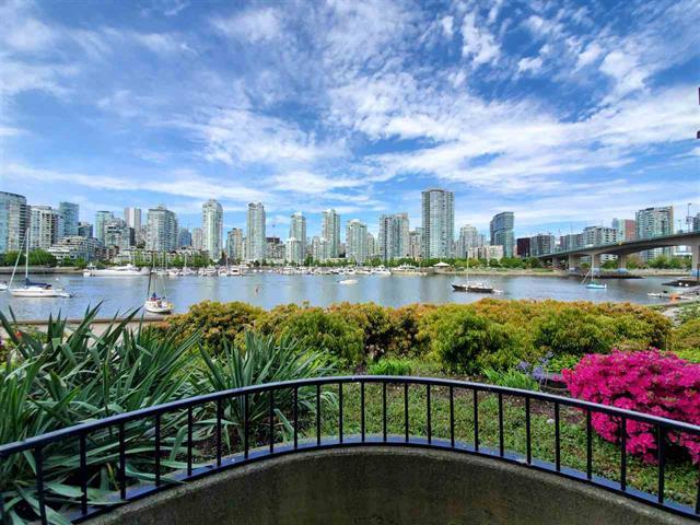 113 1859 SPYGLASS PLACE - False Creek Apartment/Condo for sale, 2 Bedrooms (R2455920)
