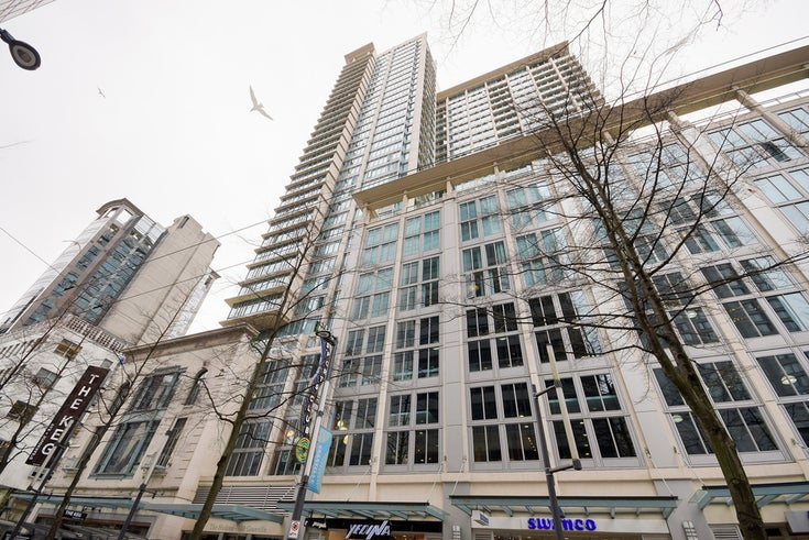 2802 610 Granville Street - Downtown VW Apartment/Condo for sale, 1 Bedroom (V1116162)