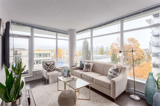 334-1777 West 7th Avenue - Fairview VW Apartment/Condo for sale, 2 Bedrooms (R2216587)