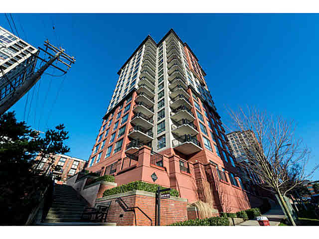 1002 833 Agnes Street - Downtown NW Apartment/Condo for sale, 1 Bedroom (V1100685)