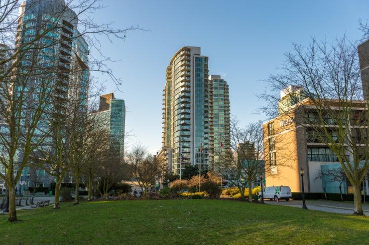 1204 1616 Bayshore Drive - Coal Harbour Apartment/Condo for sale, 2 Bedrooms (R2022104)