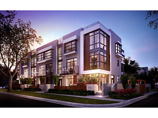 83 E 16th Avenue - Mount Pleasant VE Townhouse for sale, 3 Bedrooms (V1110406)