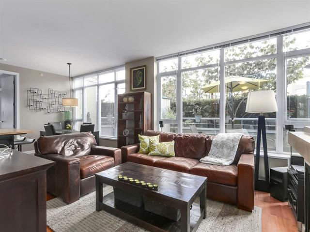 213 - 2055 Yukon Street - False Creek LOFTS for sale, 1 Bedroom (R2406659)