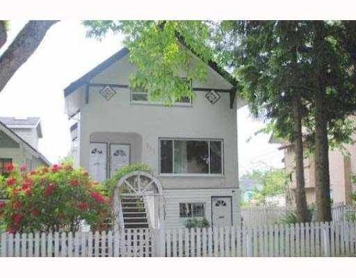 261 West 18th Avenue - Mount Pleasant VW House/Single Family for sale