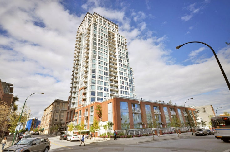 2604 550 Taylor Street - Downtown VW Apartment/Condo for sale, 2 Bedrooms (R2039460)