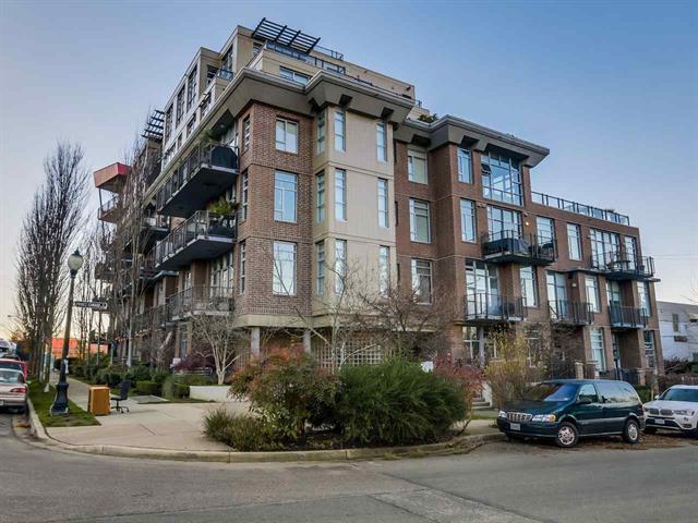 606 2635 Prince Edward Street - Mount Pleasant VE Apartment/Condo for sale, 2 Bedrooms (R2018125)