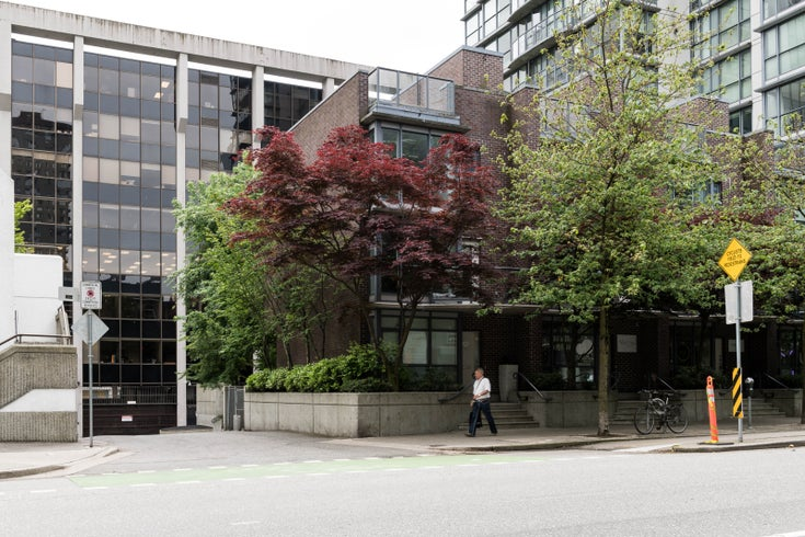 1054 Hornby Street - Downtown VW Townhouse for sale, 1 Bedroom (R2172793)