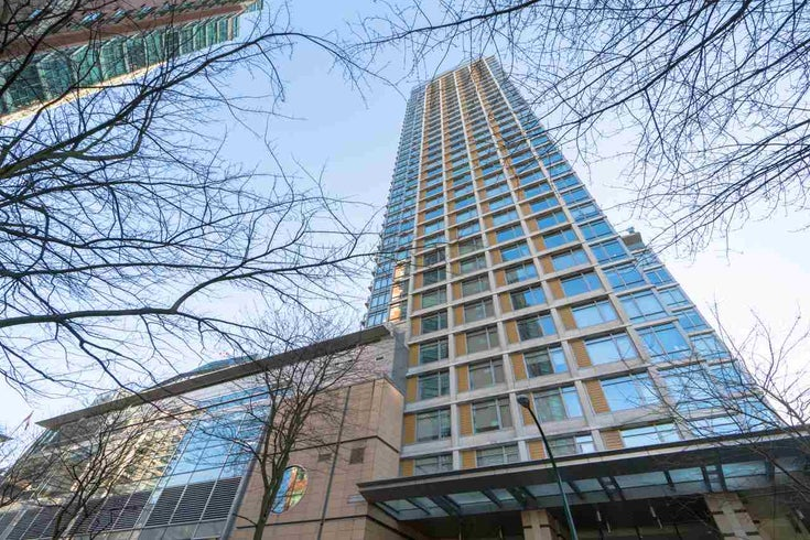 3401 1028 BARCLAY STREET - West End VW Apartment/Condo for sale, 2 Bedrooms (R2383276)