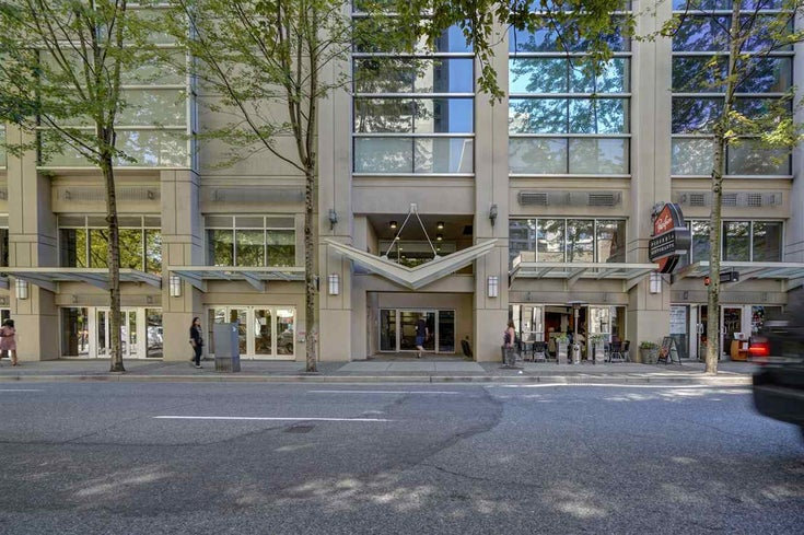 1305 938 SMITHE STREET - Downtown VW Apartment/Condo for sale, 2 Bedrooms (R2491413)