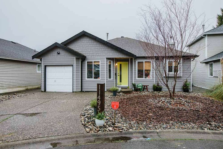 11495 207A STREET - Southwest Maple Ridge House/Single Family for sale, 3 Bedrooms (R2530376)