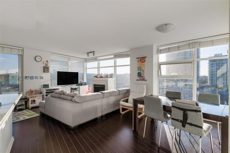 1507 2289 YUKON CRESCENT - Brentwood Park Apartment/Condo for sale, 2 Bedrooms (R2539581)