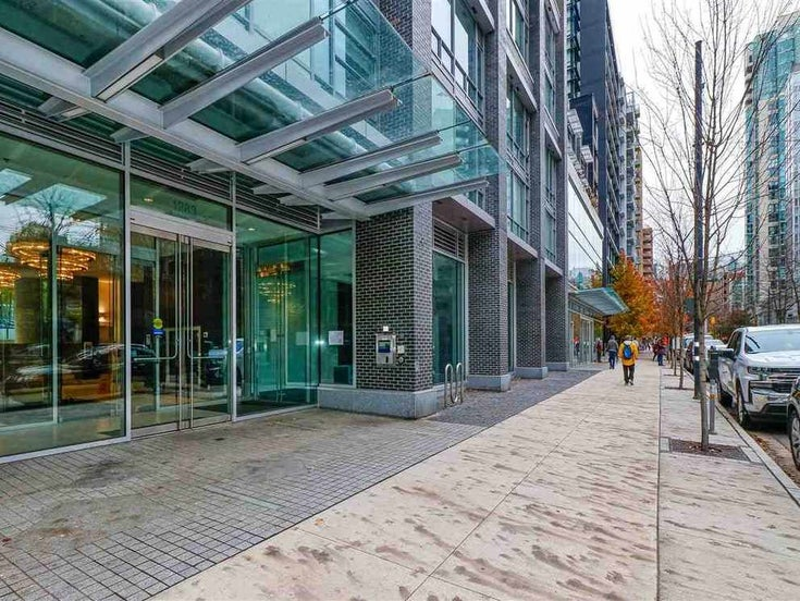 3406 1283 HOWE STREET - Downtown VW Apartment/Condo for sale, 2 Bedrooms (R2556389)