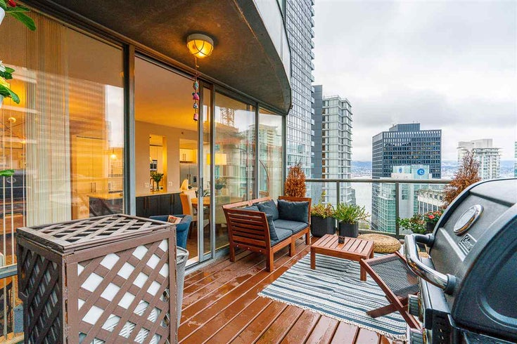 2601 1166 MELVILLE STREET - Coal Harbour Apartment/Condo for sale, 2 Bedrooms (R2581670)