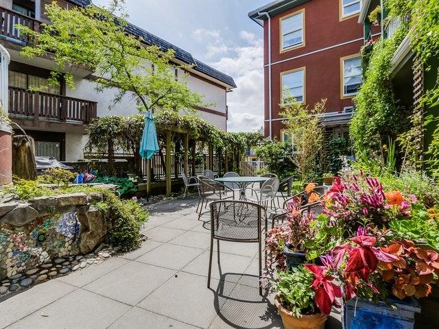 # 104 510 CHESTERFIELD AV - Lower Lonsdale Townhouse for sale, 2 Bedrooms (V1135515) #17