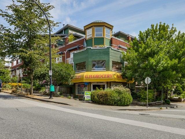 # 104 510 CHESTERFIELD AV - Lower Lonsdale Townhouse for sale, 2 Bedrooms (V1135515) #1