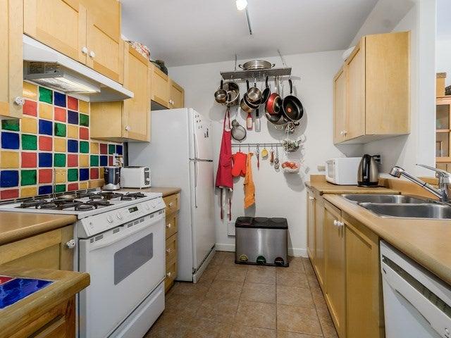 # 104 510 CHESTERFIELD AV - Lower Lonsdale Townhouse for sale, 2 Bedrooms (V1135515) #5