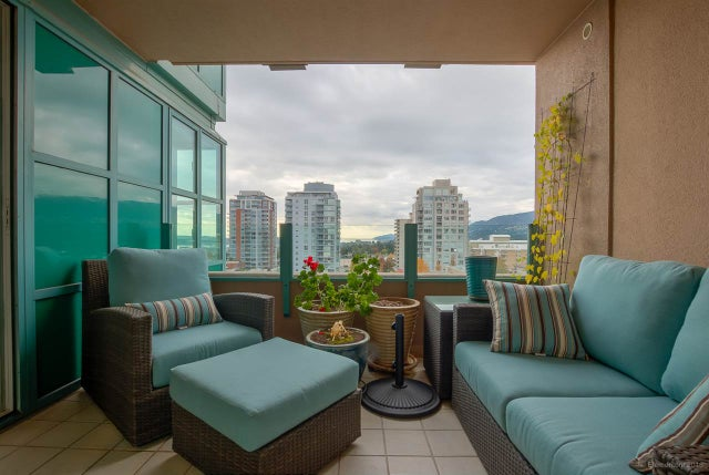 804 1555 EASTERN AVENUE - Central Lonsdale Apartment/Condo for sale, 2 Bedrooms (R2115429) #1