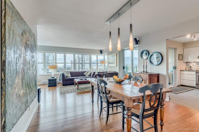 804 1555 EASTERN AVENUE - Central Lonsdale Apartment/Condo for sale, 2 Bedrooms (R2115429) #4