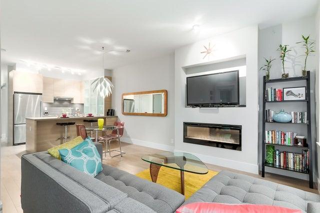 102 3606 ALDERCREST DRIVE - Princess Park Apartment/Condo for sale, 1 Bedroom (R2125303) #5