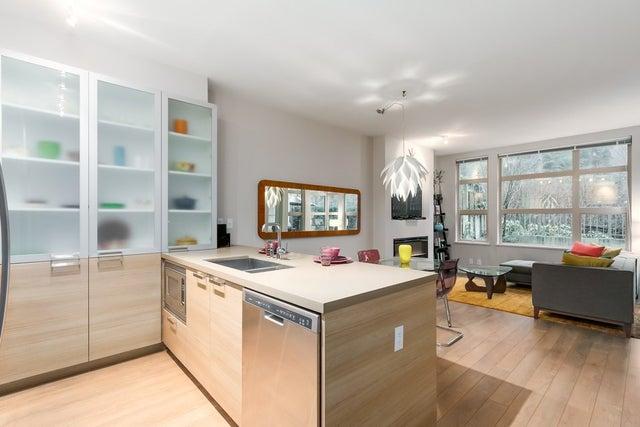 102 3606 ALDERCREST DRIVE - Princess Park Apartment/Condo for sale, 1 Bedroom (R2125303) #8